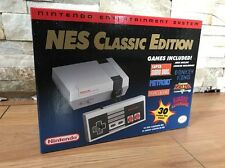 Nintendo Console NES Mini Classic Edition with 30 Games Sold Out In stores Rare