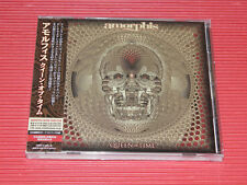 2018 JAPAN CD AMORPHIS Queen Of Time with Bonus Track for Japan Only