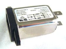 Arcotronics fbnab2470zf000 Filtro di alimentazione IEC INPUT PRESA 250VAC 6A 40'