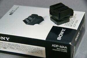 SONY ADP-MAA multi interface hot shoe adapter