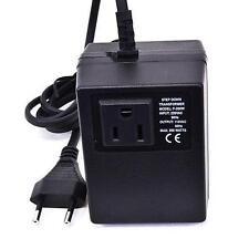 200-watt 220 / 240V A 110 / 120V AC Step Down viaggio Trasformatore di Tensione CONVERTITORE
