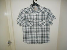 (Used Billabong Men's Short Sleeve Shirt SIZE XL ( Small Fit )