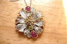 Silver Ruby Women Ethnic & Tribal Jewellery