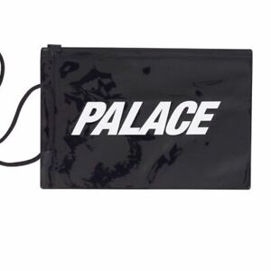 Authentic Palace Skateboards Pouch Bag Wallet Storage Rare Hypebeast Accessory