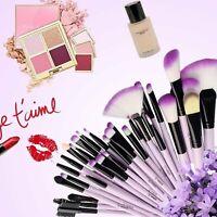 32 pc Morphe Professional Cosmetic Brush Makeup Eyeshadow Foundation Brushes Set