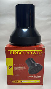 Turbo Power Universal Diffuser Model 0050 Made In Italy