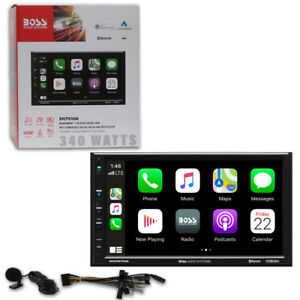 """Boss Audio Systems BVCP9700A Double DIN Multimedia Player 7"""" Touchscreen"""