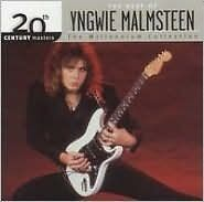 YNGWIE MALMSTEEN : 20TH CENTURY MASTERS: MILLENNIUM COLL (CD) Sealed