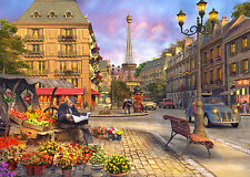 1000Piece Jigsaw Puzzle The Streets of Paris Hobby Home Decoration DIY