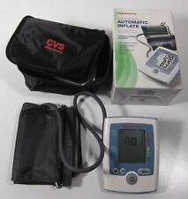 CVS Automatic Blood Pressure Monitor Auto Inflate