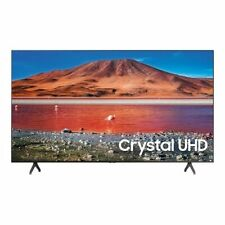 Samsung TV 75 Inch LED 4K Crystal Ultra HD HDR Smart TV TU7000 Series