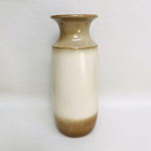 West German Scheurich Keramik Floor Vase 239-41 Art Pottery 1960s-70s