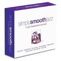 SIMPLY SMOOTH JAZZ 4 CD NEW!
