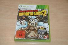 Borderlands 2: Add-On Doppelpack (Microsoft Xbox 360) Top Zustand USK 18