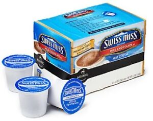 Swiss Miss Hot Milk Chocolate Keurig K-Cups