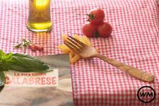 Forchetta in Legno di  Radica di Ulivo posate cucchiai Fatto a Mano ARTIGIANALE