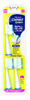 Piksters Connect System Refill Toothbrush Heads PC-30TT Small Size Soft White