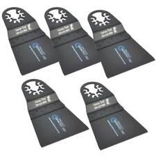 Versa Tool DB5D 65mm HCS Multi-Tool Saw Blades 5/PK Fits Fein Multimaster Dremel