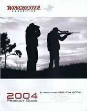 Original Vintage 2004 Winchester Ammunition Catalog