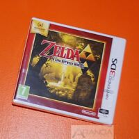 Legend of Zelda Link Between Worlds Nintendo 3DS New and Sealed (PAL)