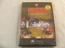 Wrecked: Life and Death on the Road (DVD, 2004, Farmers Insurance) NEW - SEALED