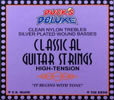 Dr. Ducks Classical/Nylon/Flamenco Guitar Strings, High Tension, Tie End