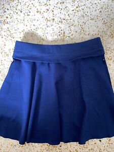 Tommy Hilfiger Kids Navy Blue Skirt L(12-14)