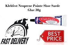 CALZOLAIO IN NEOPRENE Pointe Shoe in Pelle Scamosciata TIP GLUE 30 G