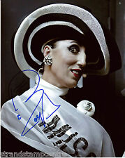 "Rossy De Palma - Colour 10""x 8"" Signed Photo - UACC RD223"