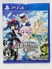Cyberdimension Neptunia: 4 Goddesses Online (Sony PlayStation 4, 2017) PS4 NEW