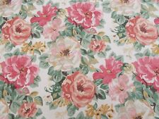 64cm Sanderson Midsummer Rose Curtain Upholstery Fabric Remnant
