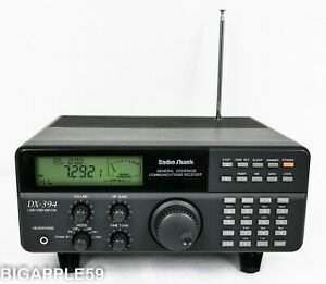 Radio Shack DX-394 Receiver Shortwave AM SSB Radio ***GREAT PREPPER UNIT***