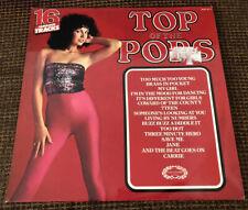 Top Of The Poppers(Vinyl LP)Top Of The Pops Vol.78-Hallmark-SHM3018-UK-Ex/Ex