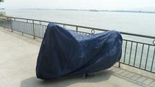 New XL Motorcycle Cover Sport Bike Scooter Moped Sunproof UV Protection Blue