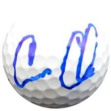 Cameron Champ Autographed Titleist PRO V1X Golf Ball Masters Logo Beckett F87942