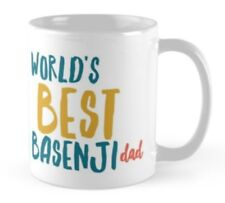 Basenji Mug gift for any Lover of basenjis.