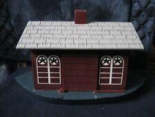 "14""  Wood Noah's Ark Wooden Boat,  Animals, Persons~ Vintage  Handmade"