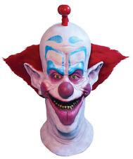 Morris Costumes Classic Killer Clowns Slim Latex Mask One Size. MAJMMGM100