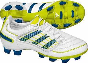 adidas Women's Predator X TRX Firm Ground Sizes 4-7 White RRP £150 Brand New