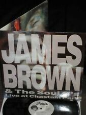 JAMES BROWN & THE SOUL G's live at chastain park 2 LP Charly Rec. 1984 FUNK SOUL