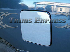 Fit for:2004-2014 Nissan Armada Stainless Steel Flat Gas Cap Cover Accent