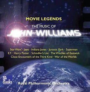 Movie Legends: The Music of John Williams (Original Soundtrack), WILLIAMS,JOHN,