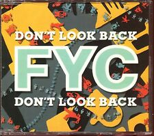 FINE YOUNG CANNIBALS - DON'T LOOK BACK - CD MAXI [2931]