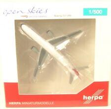 Boeing 757-200 Décapotable Ciel - Britannique Airways (Reg. F-HAVN)