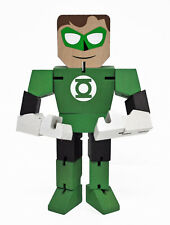 Green Lantern Wood Wooden Warrior 8 inches tall Marvel Comics Poseable PPW 11423
