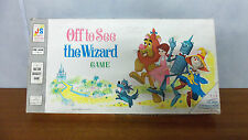 Rare Vintage 1968 Board Game - Off To See The Wizard Game - 100% Complete