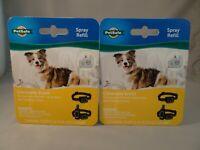 2 PetSafe Spray Refill Citronella Scent Replacement Cartridges 3 PCK PAC00-16371