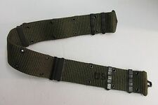 VIETNAM ERA PISTOL BELT LC-1 MEDIUM UNISSUED US ARMY USMC 1974 DATED