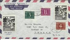 Suriname LEPROSARIUM Charity Labels Sc#215,#212,#216 Paramaribo 15/VIII
