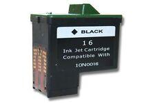 Cartouche ENCRE d'imprimante pour LEXMARK 16 10N0016  NOIR